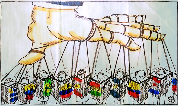 Resultado de imagen para la internacional del terror mediatico