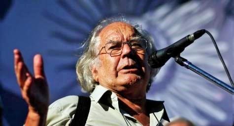 Adolfo Pérez Esquivel Un Gobierno Que No Fortalece