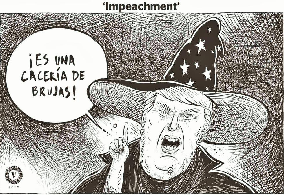 Resultado de imagen de impeachment chistes