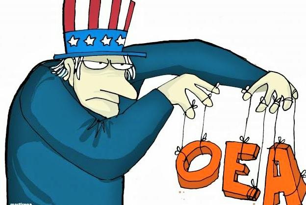 """Joe Biden intentaría poner en la OEA un peón más """"digerible"""" que Almagro en su afán de construir la """"diplomacia coercitiva"""": J.M. Santos en la mira – Cronicón"""