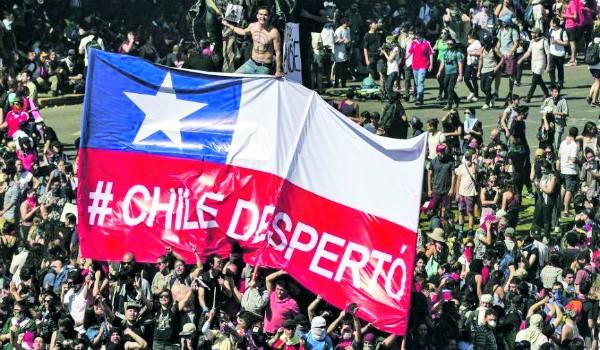 Contundente triunfo popular en Chile: histórica derrota de la derecha en elecciones para Constituyente – Cronicón
